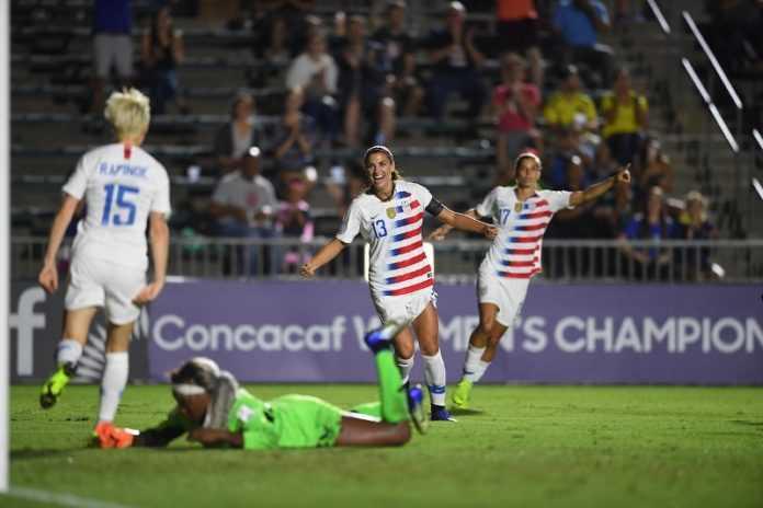 Football Preview U S Women Start 2019 World Cup Vs No 3 France