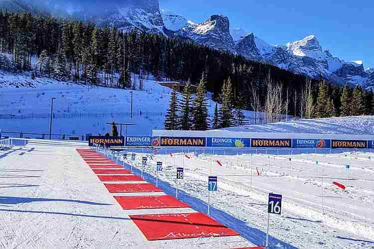 Biathlon At The 2020 Olympic Winter Games.Biathlon Preview Ibu World Cup Returns To Canmore Site Of