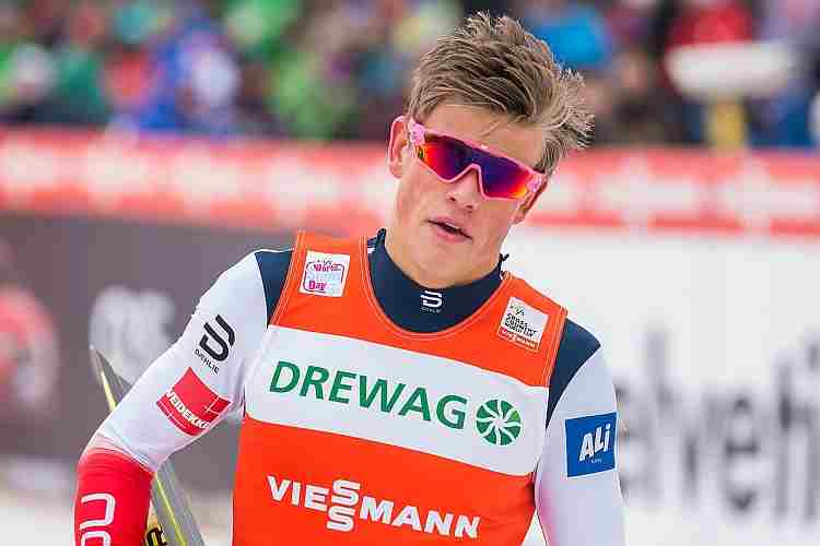 CROSS COUNTRY SKIING: Norway's Klaebo and Falla best in the