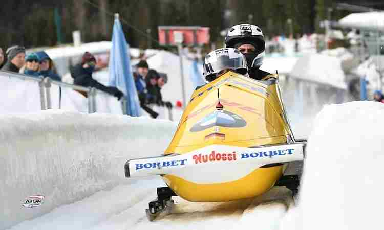 Bobsleigh At The 2020 Olympic Winter Games.Bobsled Skeleton Friedrich Jamanka Dominate Men S And