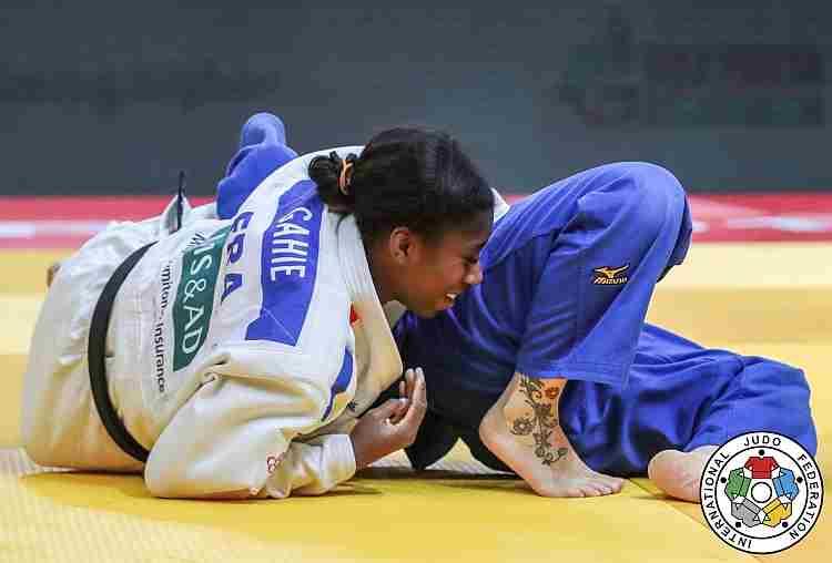 JUDO: Gahie defends no  1 world ranking with win at Ekaterinburg