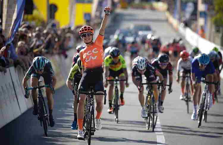 CYCLING Preview: Vos starts Scandinavian sked looking for
