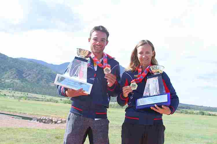 SHOOTING: Surprising new U.S. champions in Skeet: Nic Moschetti and Austen Smith