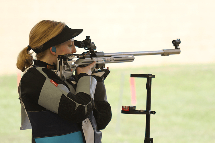 SHOOTING: Lagan and Thrasher dominate U.S. Pistol/Rifle Nationals with two wins each