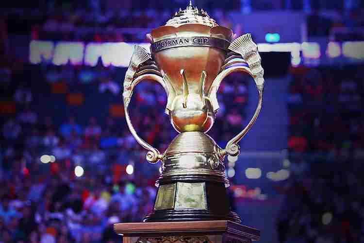 Badminton Sudirman Cup