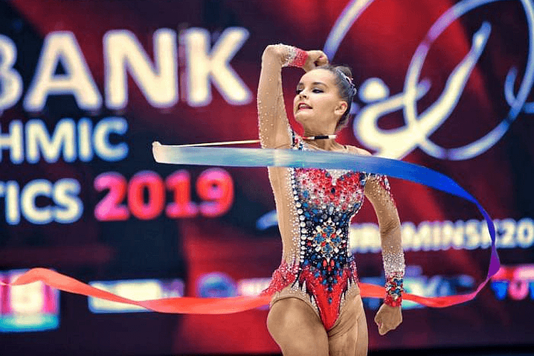 GYMNASTICS: Averinas Sweep All 10 Gold And Silver Medals