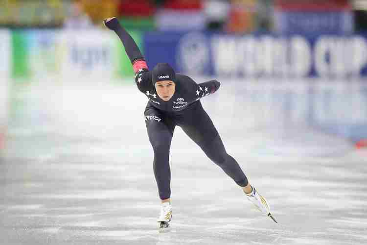 Speed Skating At The 2020 Olympic Winter Games Event Results.Scoreboard Wins For U S Skating Star Brittany Bowe And 43